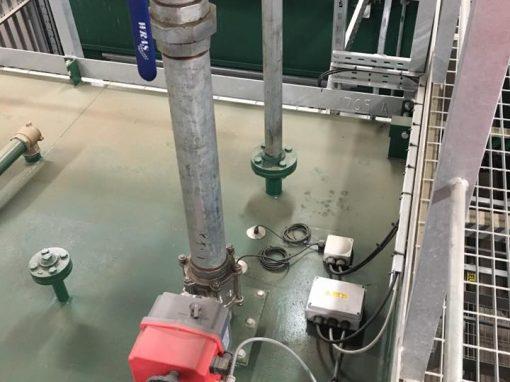 N-C Fill control valves