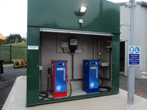 Centaur Fuel Management | Fuel Installation Services  Fuel